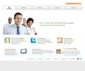 Thumbshot of Yodlee.com