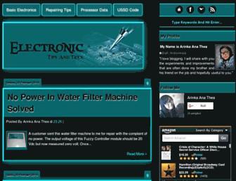 tips-trick-electronic.blogspot.com screenshot