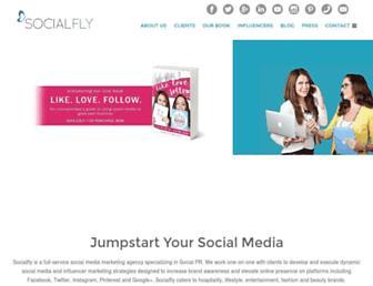 socialflyny.com screenshot