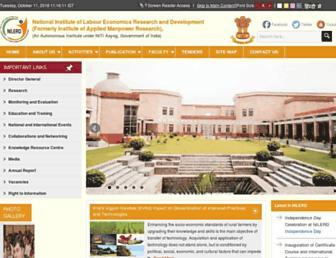 iamrindia.gov.in screenshot