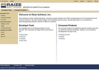 raize.com screenshot