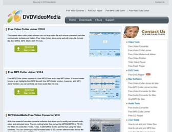 Thumbshot of Dvdvideomedia.com