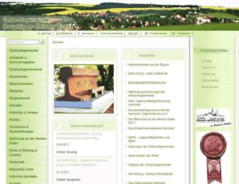 vgem-dzf.de screenshot