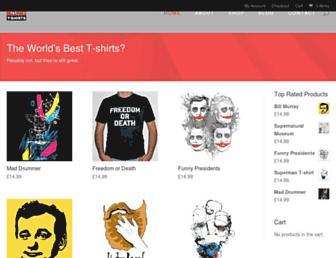 Thumbshot of Bangbangt-shirts.com