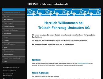 truetsch-ag.ch screenshot