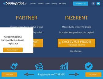 Thumbshot of Espoluprace.cz