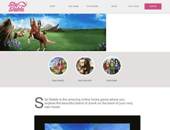 Thumbshot of Starstable.com
