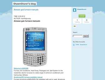 shawnshore1.typepad.com screenshot