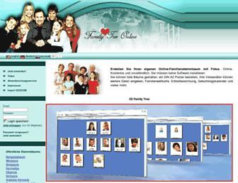 Main page screenshot of fto24.de