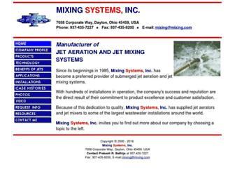 mixing.com screenshot