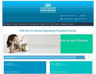 Thumbshot of Canfinhomes.com