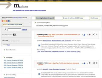 myphone6.rssing.com screenshot