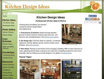 Thumbshot of Kitchen-design-ideas.org