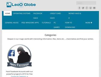 Thumbshot of Leooglobe.com