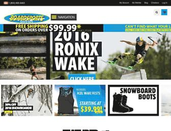 boardsports.ca screenshot