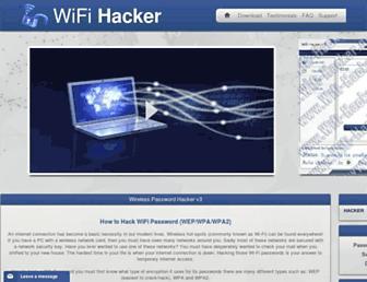 Thumbshot of Wifi-hacker.org