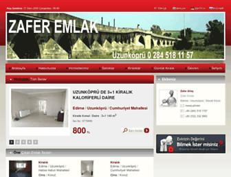 uzunkopruemlak.com screenshot