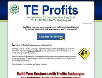 Thumbshot of Teprofits.com