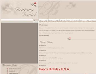 Thumbshot of Brittanydanielonline.com