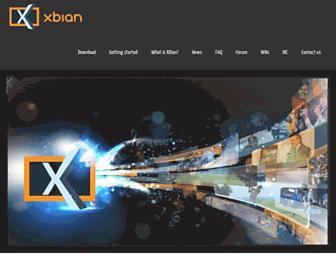 Thumbshot of Xbian.org