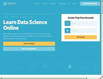 Thumbshot of Datacamp.com