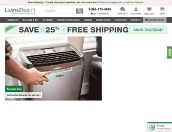 Thumbshot of Livingdirect.com