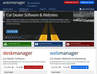 Thumbshot of Automanager.com