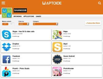 m.shanioob.store.aptoide.com screenshot