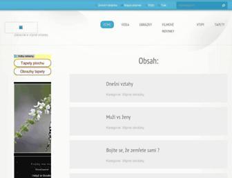 tvbedna.cz screenshot