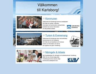 karlsborg.se screenshot