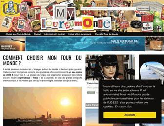 mytourdumonde.com screenshot