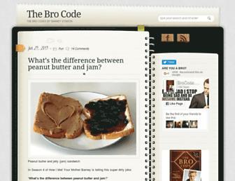 brocode.com screenshot