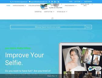 Thumbshot of Theloftsalonstudio.com