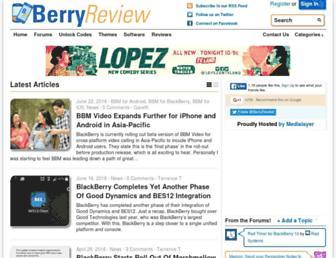 Thumbshot of Berryreview.com