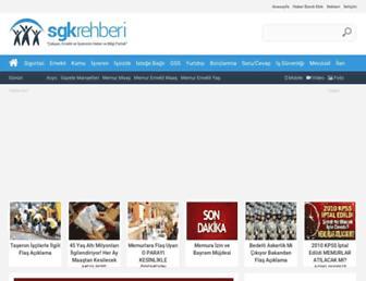 Thumbshot of Sgkrehberi.com