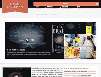 eagleman.com screenshot
