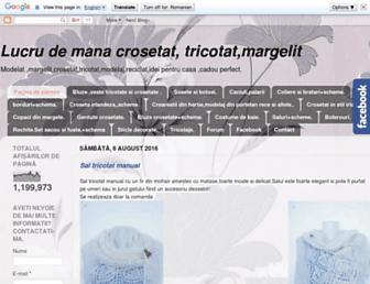margelitcrosetat.blogspot.com screenshot