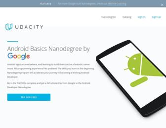 Thumbshot of Udacity.com