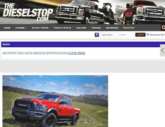 Thumbshot of Thedieselstop.com