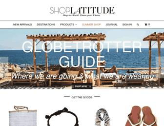 Thumbshot of Shoplatitude.com
