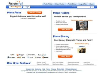Thumbshot of Picturetrail.com