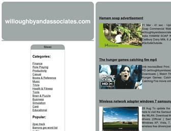 willoughbyandassociates.com screenshot