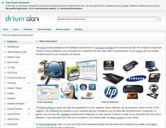 en.driver-downloader.com screenshot