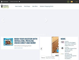 lyoness.com screenshot