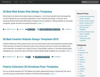 idesignow.com screenshot