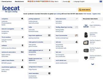 pricecat.be screenshot