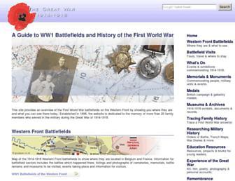 Thumbshot of Greatwar.co.uk