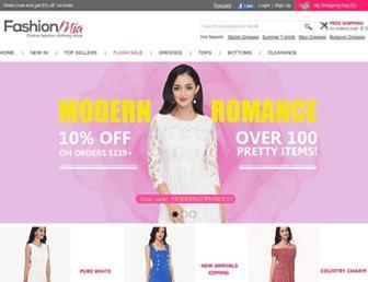 Thumbshot of Fashionmia.com