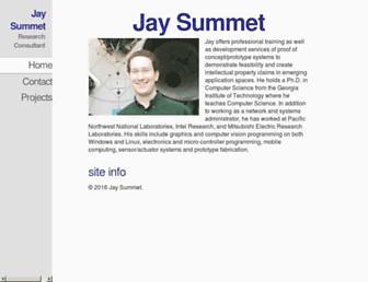summet.com screenshot