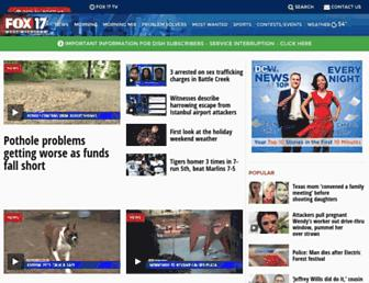 Thumbshot of Fox17online.com